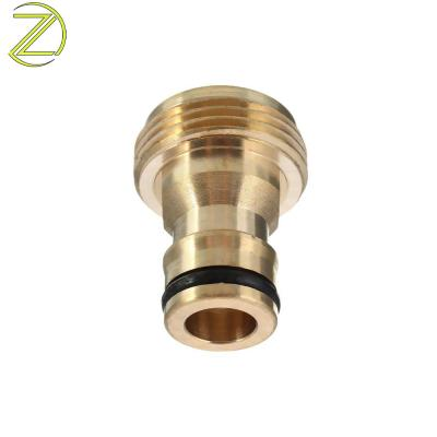 Brass Quick Connector Adapter