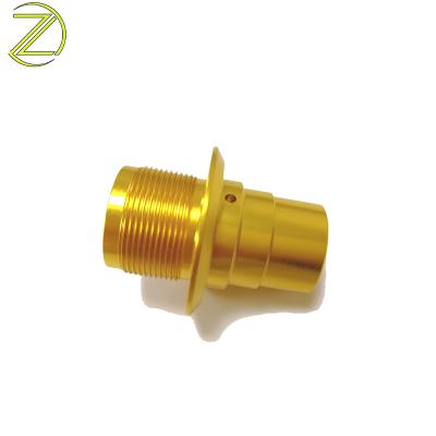 Golden Yellow Anodized  Hardware Lights Accessories